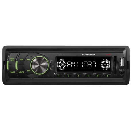 Автомагнитола USB/SD Soundmax SM-CCR3050F