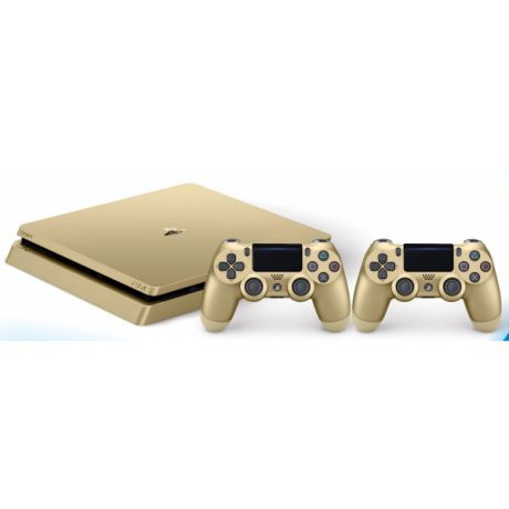 Игровая консоль PlayStation 4 Slim 500Gb (CUH-2008A) Gold