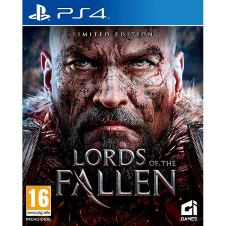 Lords of The Fallen Limited Edition Игра для PS4