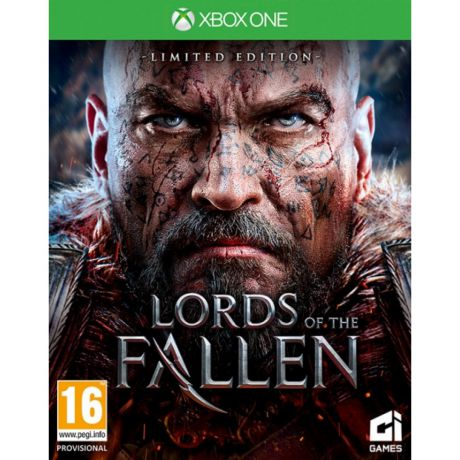 Lords of The Fallen Limited Edition Игра для Xbox One