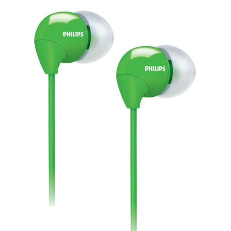 Наушники Philips SHE3590GN/10 Green