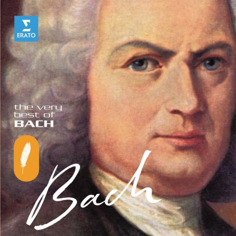 CD Сборник The Very Best of Bach