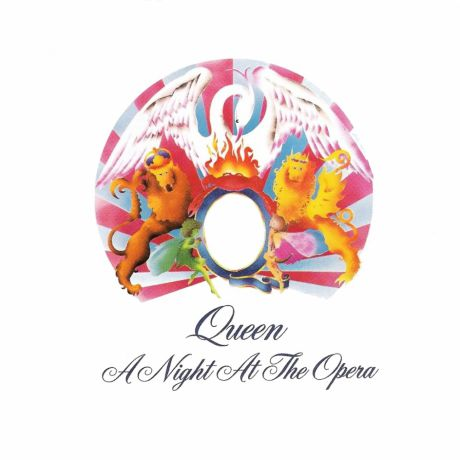 CD Queen A Night At The Opera (2011 Remastered)