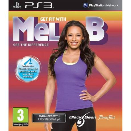 Get Fit with Mel B (Move) Игра для PS3