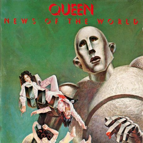 CD Queen News Of The World (2011 Remastered)