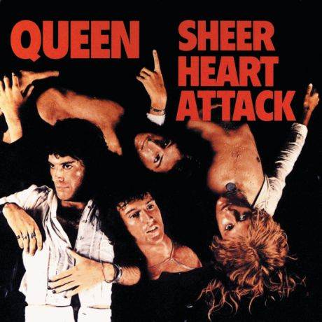 CD Queen Sheer Heart Attack (2011 Remastered)