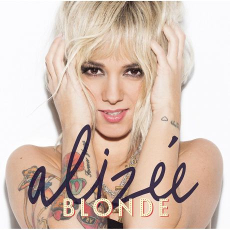 CD Alizee Blonde