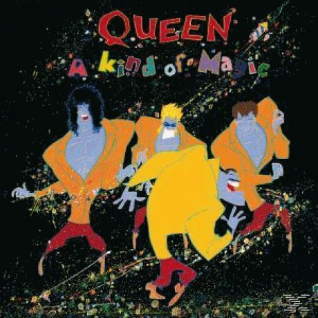 CD Queen A Kind Of Magic (2011 Remastered)