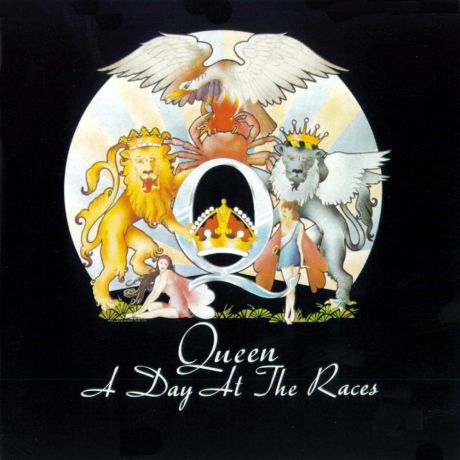 CD Queen A Day At The Races (2011 Remastered)