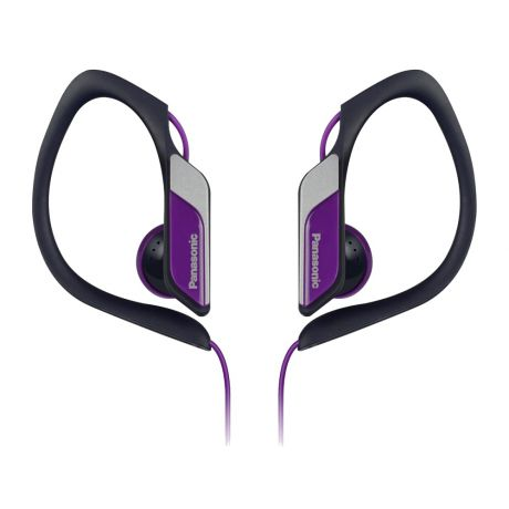 Наушники Panasonic RP-HS34E-V Purple/Black