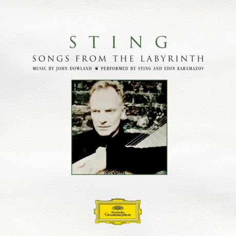 CD Sting Songs From The Labyrinth