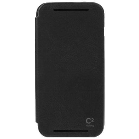 Чехол для One (M9) Uniq C2 HTC1M9GAR-C2BLK Black