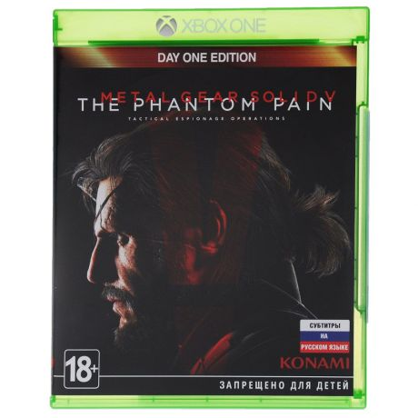 Metal Gear Solid V: The Phantom Pain Игра для Xbox One