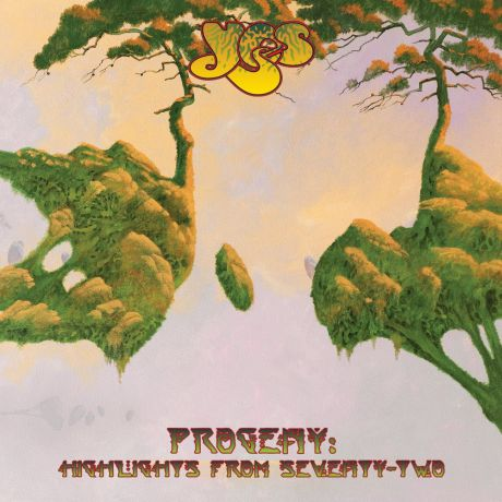 Виниловая пластинка Yes Progeny: Highlights from Seventy-two