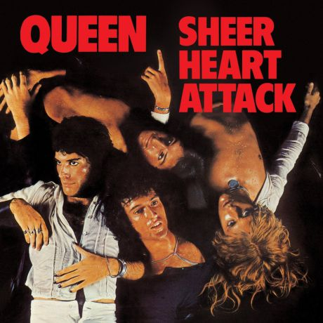 Виниловая пластинка Queen Sheer Heart Attack (Limited Edition)