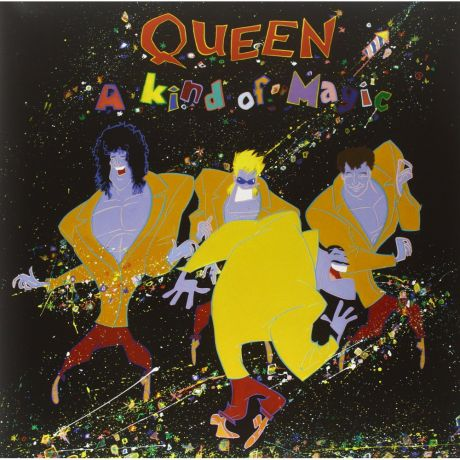 Виниловая пластинка Queen A Kind Of Magic (Limited Edition)