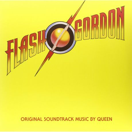 Виниловая пластинка Queen Flash Gordon: Original Soundtrack Music