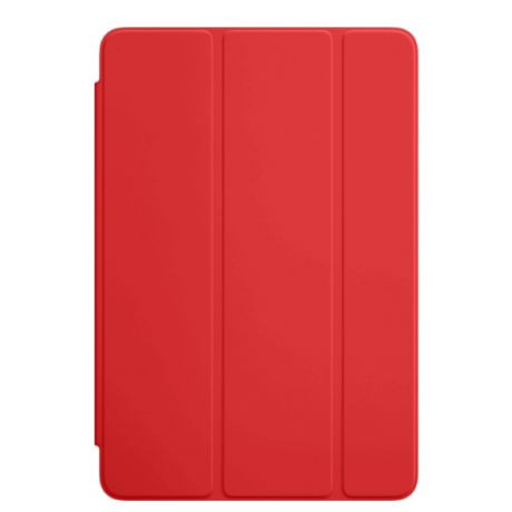 Чехол для iPad mini 4 Apple Smart Cover MKLY2ZM/A Red