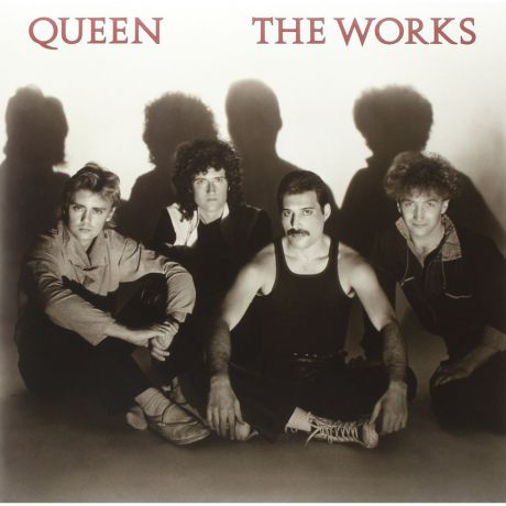 Виниловая пластинка Queen The Works (Limited Edition)