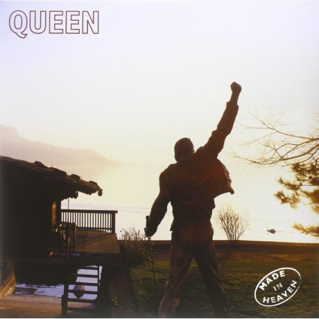 Виниловая пластинка Queen Made In Heaven (Limited Edition)