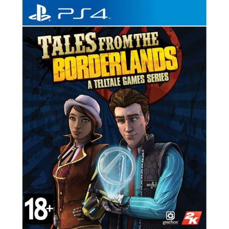 Tales From The Borderlands Игра для PS4