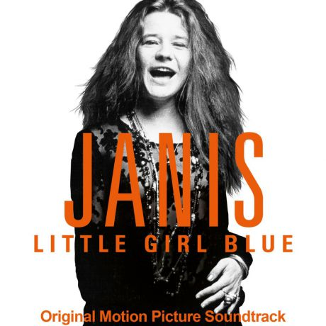 CD Janis Joplin Little Girl Blue (Original Motion Picture Soundtrack)
