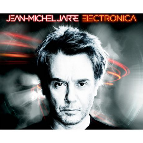 CD Jean Michel Jarre Electronica 1: The Time Machine