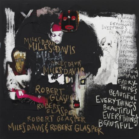 CD Miles Davis & Robert Glasper Everything's Beautiful