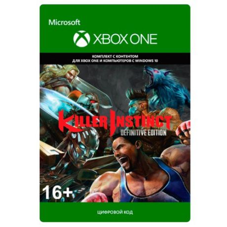 Killer Instinct Definitive Игра для Xbox One