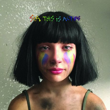 CD Sia This Is Acting Deluxe