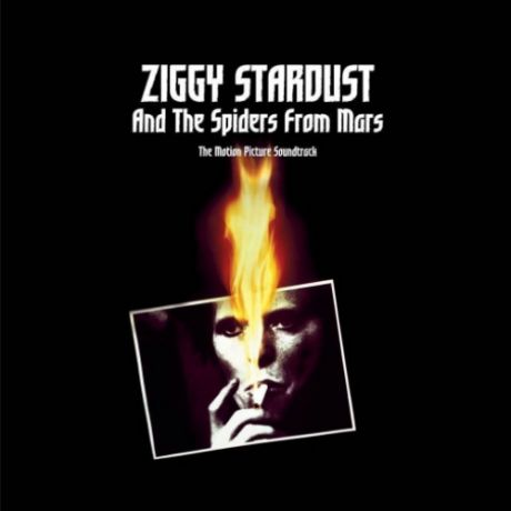 LP + CD David Bowie ZIGGY STARDUST AND THE SPIDERS FROM