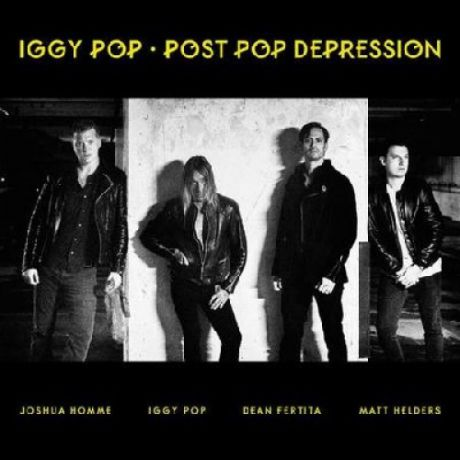 CD Iggy Pop POST POP DEPRESSION