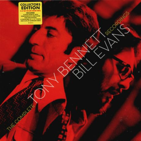 Виниловая пластинка Tony Bennett & Bill Evans The Complete Tony Bennett/Bill Evans Recordings