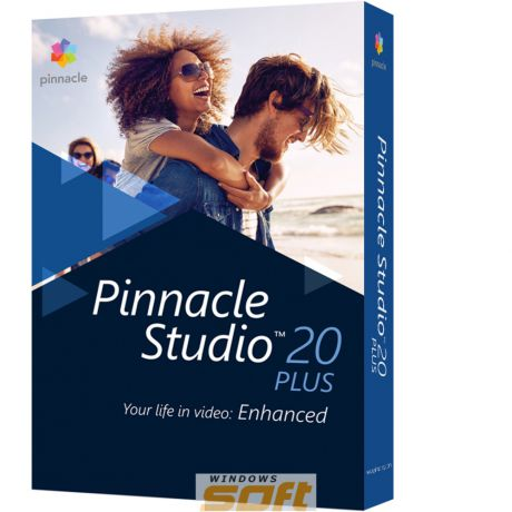 Программное обеспечение Corel PINNACLE STUDIO 20 PLUS ML