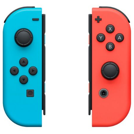 2 контроллера Nintendo Switch Joy-Con