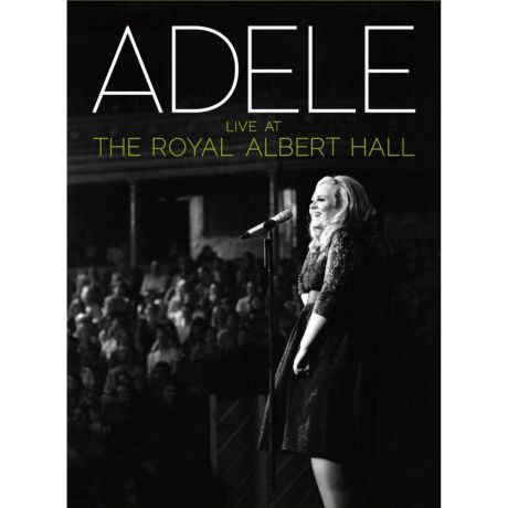 DVD Adele Live At The Royal Albert Hall