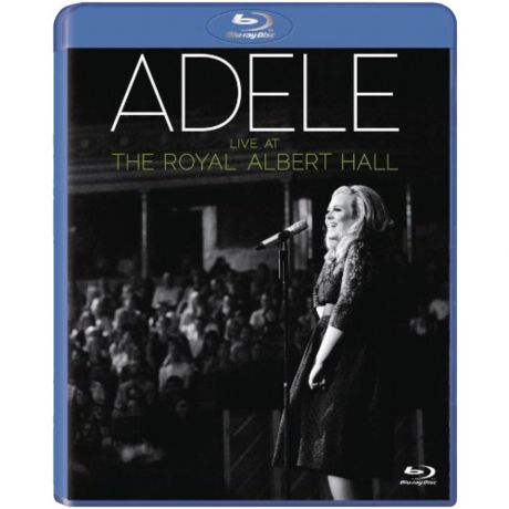Blu-ray Adele Live At The Royal Albert Hall