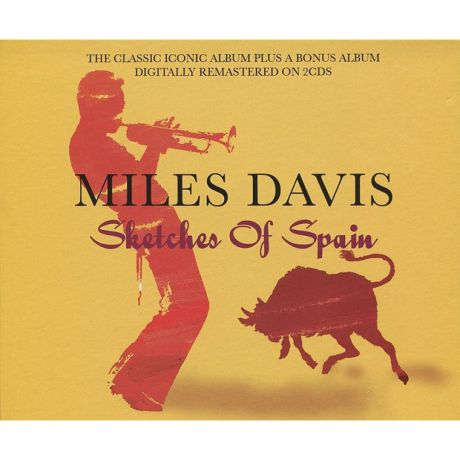 CD Miles Davis Sketches Of Spain