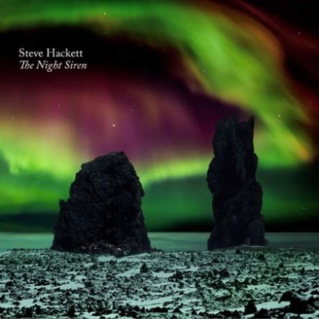 CD Steve Hackett THE NIGHT SIREN