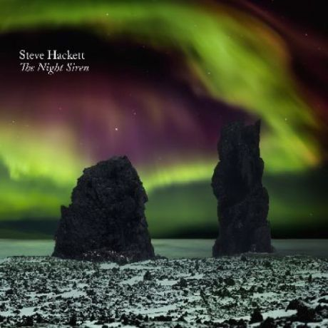 CD + Blu-ray Steve Hackett THE NIGHT SIREN