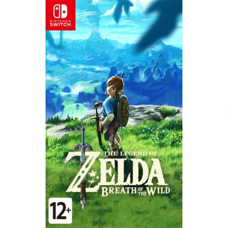 The Legend of Zelda: Breath of the Wild Игра для Nintendo Switch