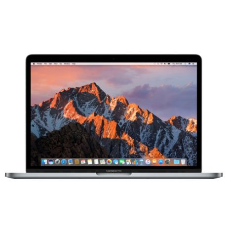 Ноутбук Apple MacBook Pro 13 Retina with Touch Bar (2017) Space Gray, 3100 МГц, 8 Гб, 0 Гб