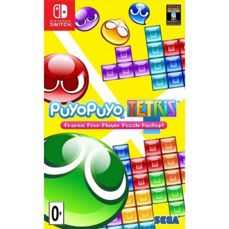 Puyo Puyo Tetris Игра для Nintendo Switch