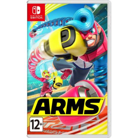 ARMS Игра для Nintendo Switch