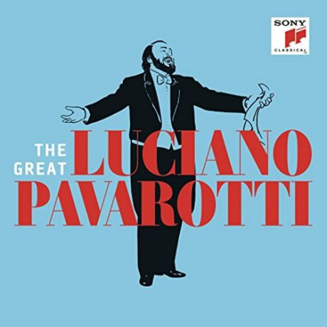 CD Luciano Pavarotti THE GREAT