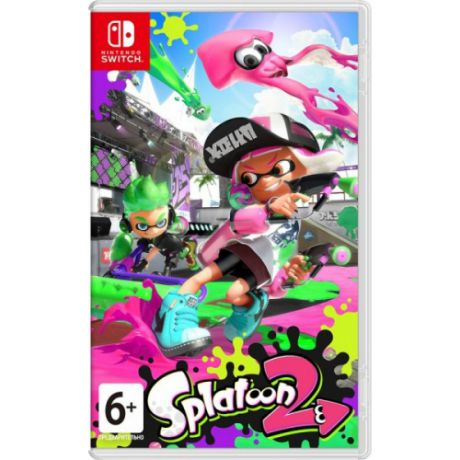 Splatoon 2 Игра для Nintendo Switch