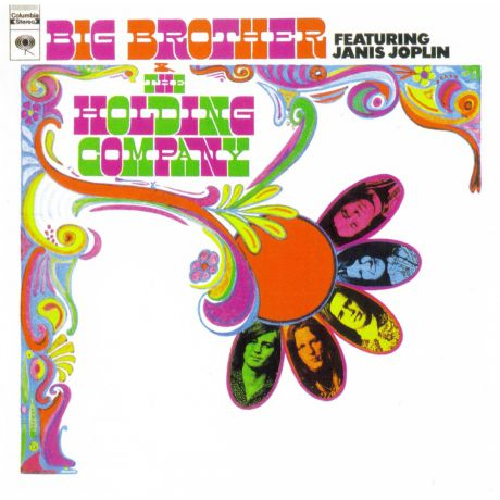 Виниловая пластинка Janis Joplin Big Brother   the Holding Company