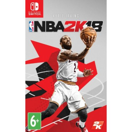 NBA 2K18 Игра для Nintendo Switch