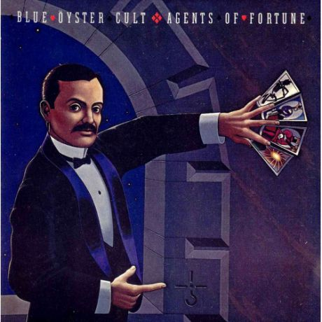 Виниловая пластинка Blue Oyster Cult Agents Of Fortune