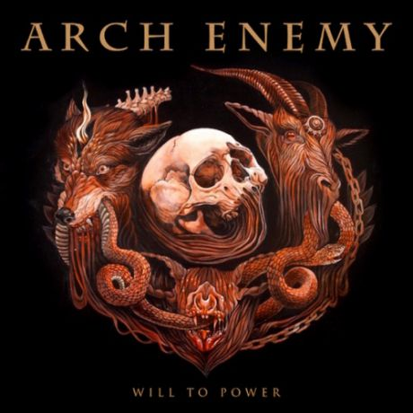 LP + CD Arch Enemy Will To Power (Limited Edition)